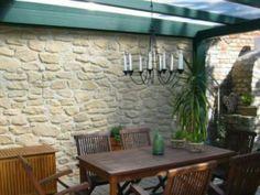 Backyard Renovations, Small Bathtub, Decorative Wall Panels, Stone Cladding, Diy Bathroom Decor, Garden Pool, Architecture Design, Patio, Outdoor Decor