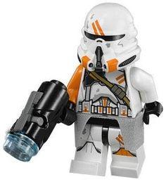 Lego Star Wars Airborne Clone Trooper Brand new loose figure. Lego Custom Minifigures, Lego Minifigs, Star Wars Minifigures, Lego Star Wars, Legos, Building Sets For Kids, Lego Clones, Star Wars Jokes, Lego War