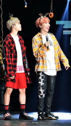 Jimin and J-Hope ❤ BTS Japan Official Fanmeeting VOL.3 in Osaka #BTS #방탄소년단