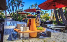 Get tropical at our Tequila Bar & Grille! #sandiego