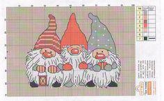 Cross-stitch patterns - Borduur patronen
