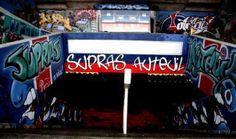 Supras Auteuil / PSG / RIP / 1970-2010