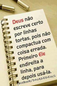 Deus é perfeito!!!