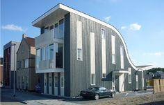 Villa voor Trompettist Noorderplassen Almere NL   Arc2 architecten