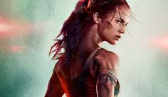 Tomb Raider Poster, Trailer Premieres Tomorrow The official Tomb Raider (2017) movie poster has been released by Warner Bros. Pictures…