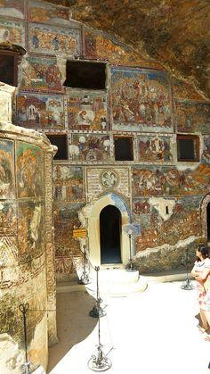 Sumela manastır TURKEY