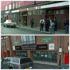 John Street stand at Bramall Lane Sheffield United Fc, Bramall Lane, Executive Suites, Best Football Team, Old And New, I Am Awesome, The Unit, Street, Roads