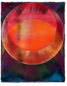 Orb (Sunrise), 2014, by Shannon Finley