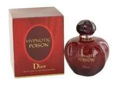 HYPNOTIC POISON by Christian Dior EDT SPRAY 3.4 OZ HYPNOTIC POISON by Christian Dior EDT SPRAY 3.4 #beauty #dior