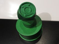 The Green Lantern Ring that comes with the Green Lantern Replica.
