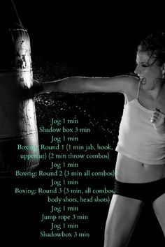 basic heavybag boxing workout fit-and-healthy excercise Fitness Motivation, Fitness Tips, Health Fitness, Punching Bag Workout, Heavy Bag Workout, Kickboxing Workout, Boxer Workout, Fitness Tattoos, I Work Out