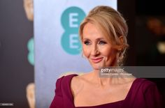J. K. Rowling attending the EE British Academy Film Awards held at the Royal Albert Hall, Kensington Gore, Kensington, London. PRESS ASSOCIATION Photo. Picture date: Sunday February 12, 2017. See PA story SHOWBIZ Baftas. Photo credit should read: Dominic Lipinski/PA Wire