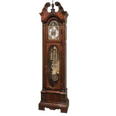 Howard Miller Coolidge Grandfather Clock 611-180