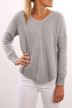Becca Knit Grey