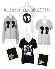 """""""#ChristmasGifts2015"""" by boymeetsgirlusa ❤ liked on Polyvore featuring Boy Meets Girl"""