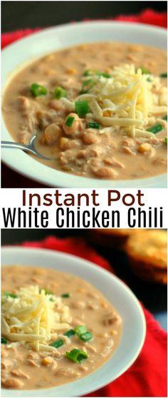 Instant Pot White Ch