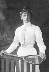 Mujeres en la historia: La primera gran tenista, Charlotte Cooper (1870-19...