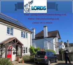 Is cleaning windows something that you can't keep up with? Let Lords Window Cleaning address your demand! We are a team of experienced window cleaners in Gloucester who can safely reach any part of your home or office where windows are. We make use of expert techniques of window cleaning in Gloucester. By having us at the work, you can rest assured that windows would be cleaned to the point of sheer immaculateness. Get in touch with us to know more!