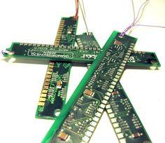Circuit Board Bookmark