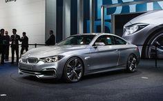 2014 BMW 4 Series Coupe Detroit Auto Show/For Me....;-)