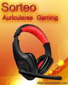 Sorteo de auriculares gaming