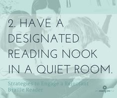Make reading fun for a braille reader who is struggling to learn. Here are 10 ideas to engage kids by making reading braille a positive experience. Reading Braille, Braille Reader, Reading Nook, Positivity, Sun, Learning, Ideas, Studying, Reading Nooks