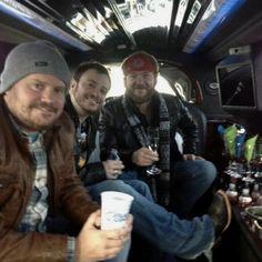 Randy Rogers, Wade Bowen & a little Stoney LaRue <3