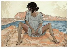 art blog - Colwyn Thomas - empty kingdom