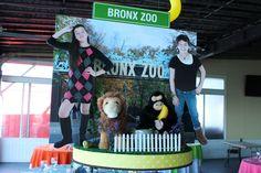 NYC Bronx Zoo Centerpiece - BAT MITZVAHS