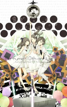perfume jpop by エリカ | We Heart It