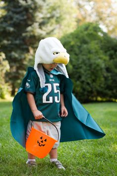 Halloween #Eagles Style