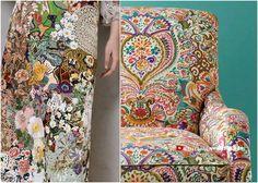 Ginger Li Home Interior Home Decoration Fabrics