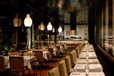 TEGUI restaurante, Buenos Aires, Argentina - ARTURO PERUZZOTTI arquitecto