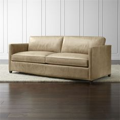 Discover sophisticated style and comfort from Crate and Barrel sofa beds. Shop for twin, full and queen sleeper sofas.