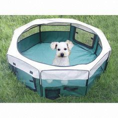 Pet Tent Playpen Dog Cage Crate, Washable and Easy to Clean, Suitable for Outdoor Use