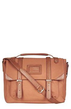 Simple satchel.