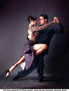 El Tango de Argentina....
