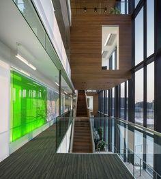 Galería - Oficina principal Desjardins Group / ABCP architecture + Anne Carrier Architectes - 3
