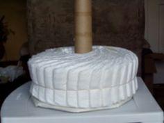 DIT Diaper cake