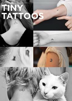 Tiniest Tattoos | The 13 Kinds Of Tattoos We All Wanted In 2013