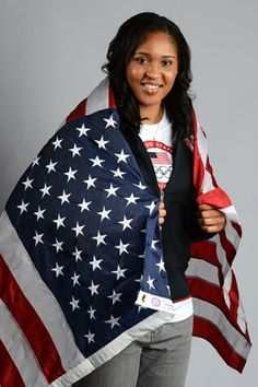 Portraits of Team USA 2012  MAYA MOORE BASKETBALL :O)