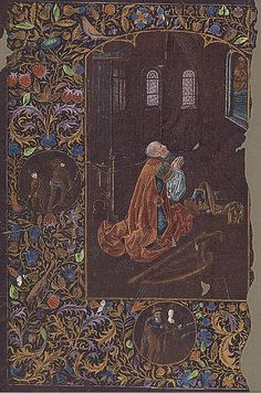 I could see using this as inspiration for a ducal scroll, I think.  http://www.dndgalleries.com/bofh2/b60.jpg