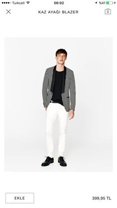 #Zara #Men #Jacket