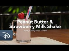 Be sure to clean up your dinner plate before you tackle this yummy milk shake from Prime Time Café at Disney's Hollywood Studios. This recipe is quick and easy and sure to please! We even have a handy dandy video to show you how to make it. Frozen Drinks, Frozen Desserts, Sweet Desserts, Frozen Treats, Disney Food, Disney Recipes, Disney Parks, Walt Disney, Disney World Tips And Tricks