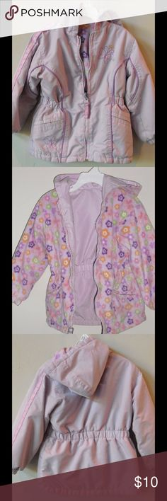 Jacket. Reversible Fleece Inside. Size 3T Used and loved jacket. Reversible. Pet free non smoking home. Big Chill Jackets & Coats