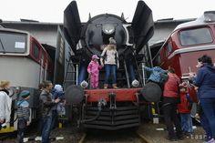 Rušňoparáda ponúka milovníkom železníc dva dni zážitkov a zábavy - Regióny - TERAZ.sk Programming, Computer Programming, Coding