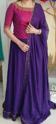 A modest lehenga- plus size fashion ethnic
