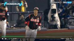 2017.03.31 '롯데 하면 이대호' 1점 차로 따라잡는 이대호의 솔로 홈런 동영상