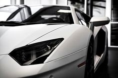 Cars are cool, but Private Jets are even better! www.flightpooling.com Matte White Aventador #luxury
