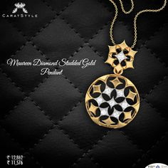 Because she cares about you just as much...!! #pendant #diamondpendant #goldpendant #diamondstudpendant #goldstudpendant #pendantonline #pendantforwomen #giftforher #jewellery #lifestyle #fashion #jewellery